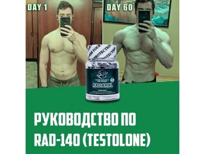 Руководство по RAD-140 (Testolone)