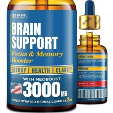 Fairmilepro Organics Brain Support 60 ml