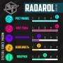 Special Force Pharm Radarol (RAD-140) 10 mg 30 caps