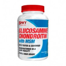 S.A.N Glucosamine Chondroitin MSM 90 tabs