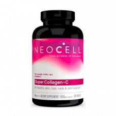 NeoCell Collagen + C 250 tabs