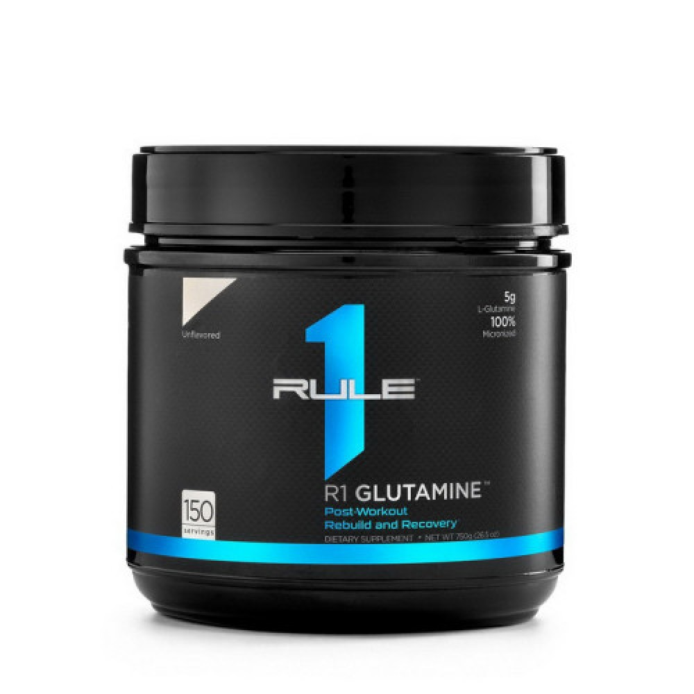Rule One Proteins R1 Glutamine Unflavored 750 g