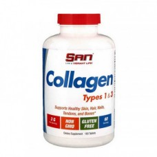 S.A.N Collagen Types 1&3 180 tabs