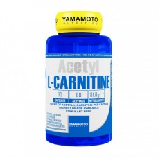 Yamamoto Nutrition Acetyl L-Carnitine 60 caps