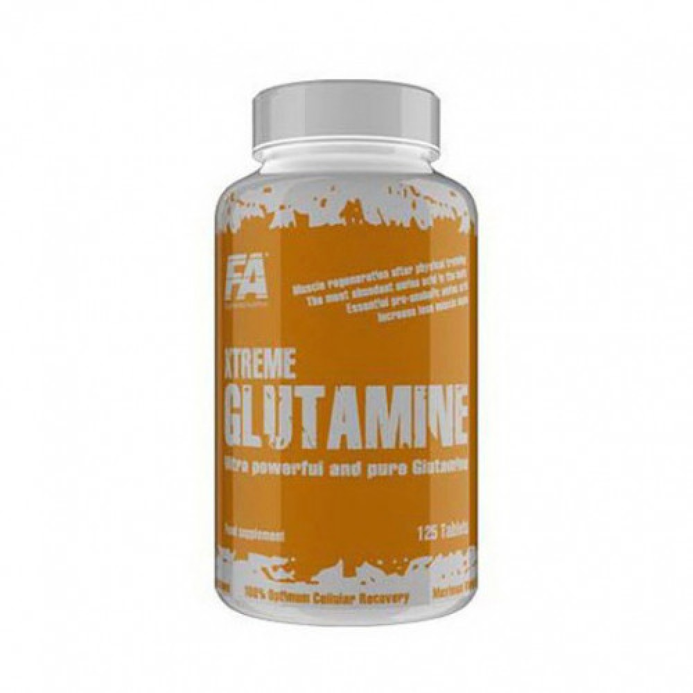 Fitness Authority Xtreme Glutamine 250 tab