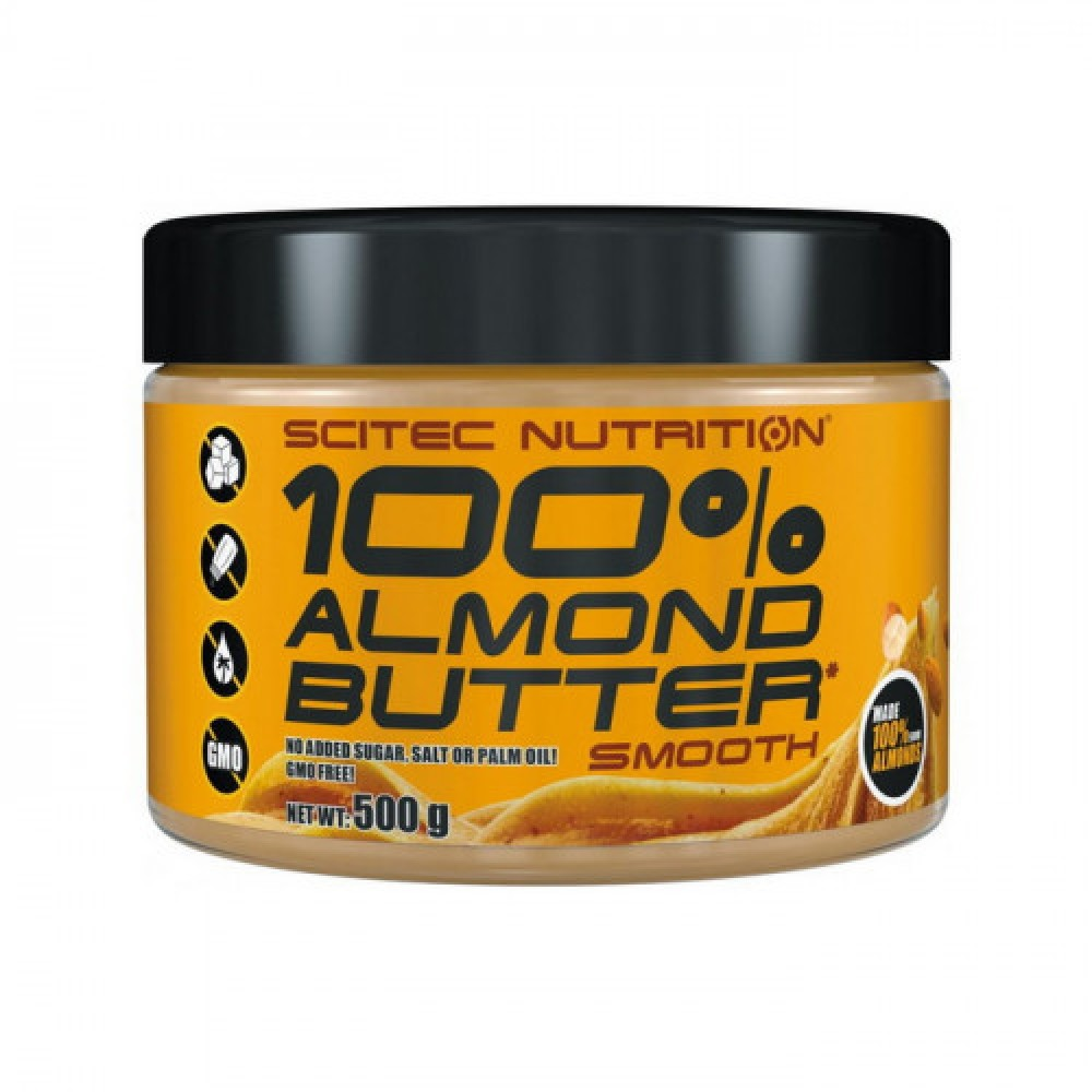 Scitec Nutrition 100% Almond Butter 500 g