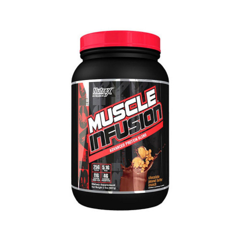 Nutrex Muscle Infusion 908 g
