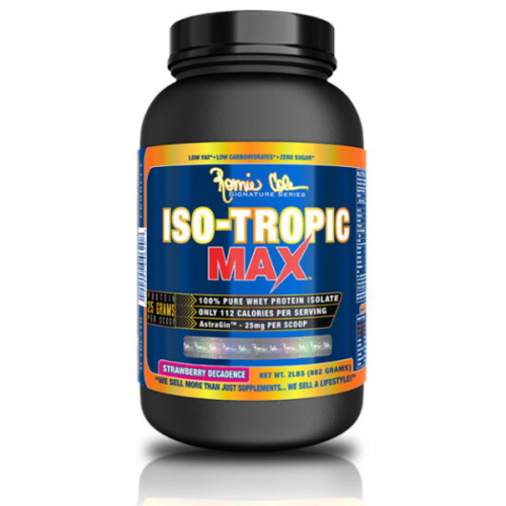 Ronnie Coleman ISO-Tropic MAX 784-882 g