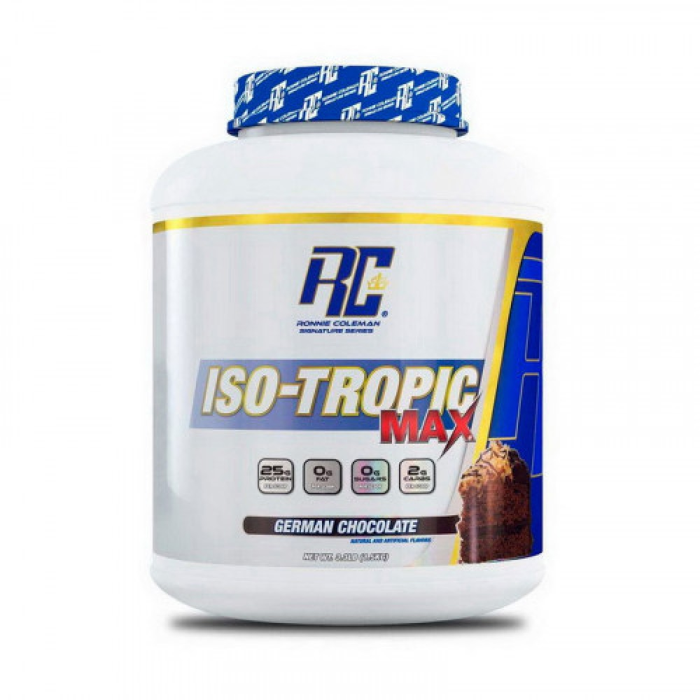 Ronnie Coleman ISO-Tropic MAX 1,57 kg