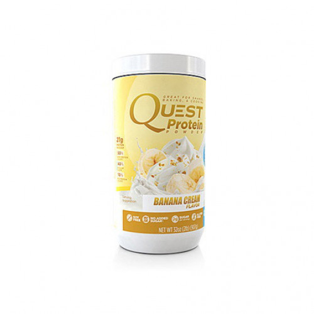 Quest Nutrition Quest Protein Banana Cream 0,9 kg