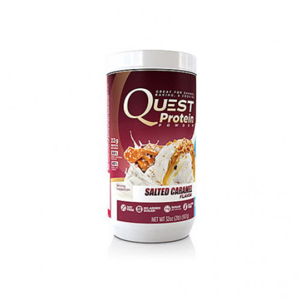 Quest Nutrition Quest Protein Salted Caramel 0,9 kg