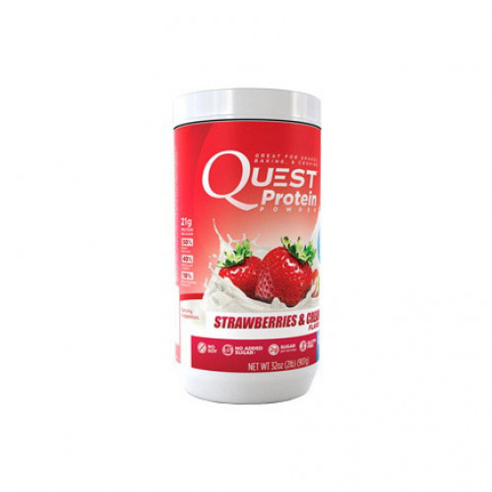 Quest Nutrition Quest Protein Strawber. and Cream 0,9 kg