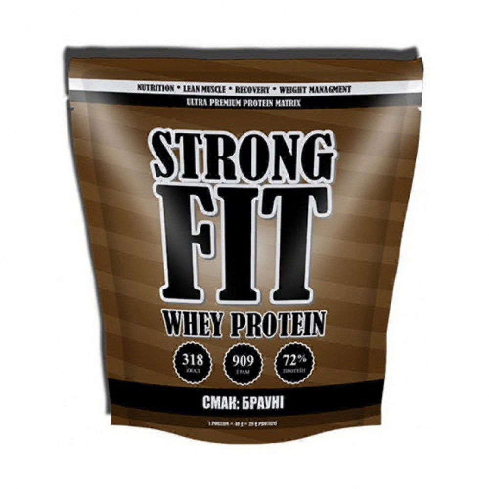 Strong FIT Whey Protein 909 g