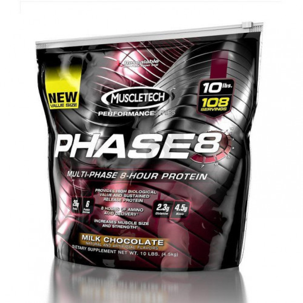 MuscleTech Phase 8 4,5 kg