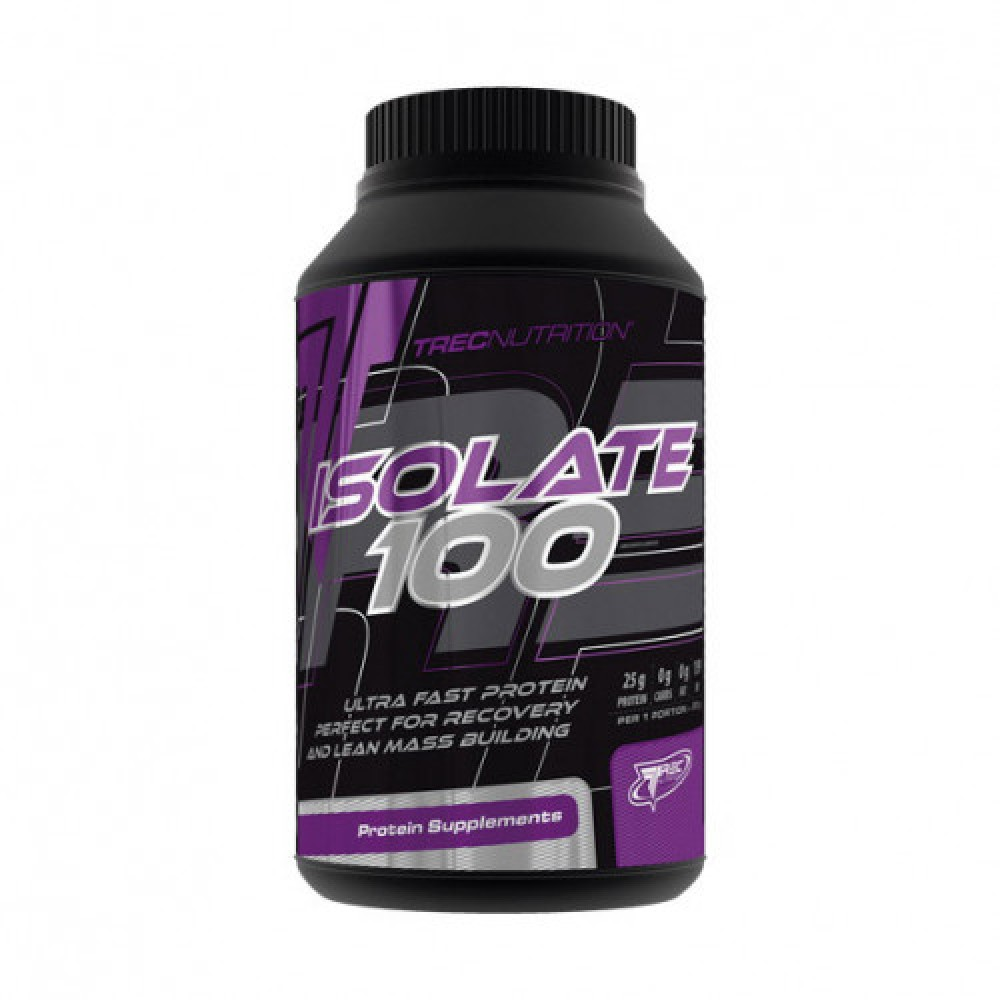 TREC Nutrition Isolate 100 750 g