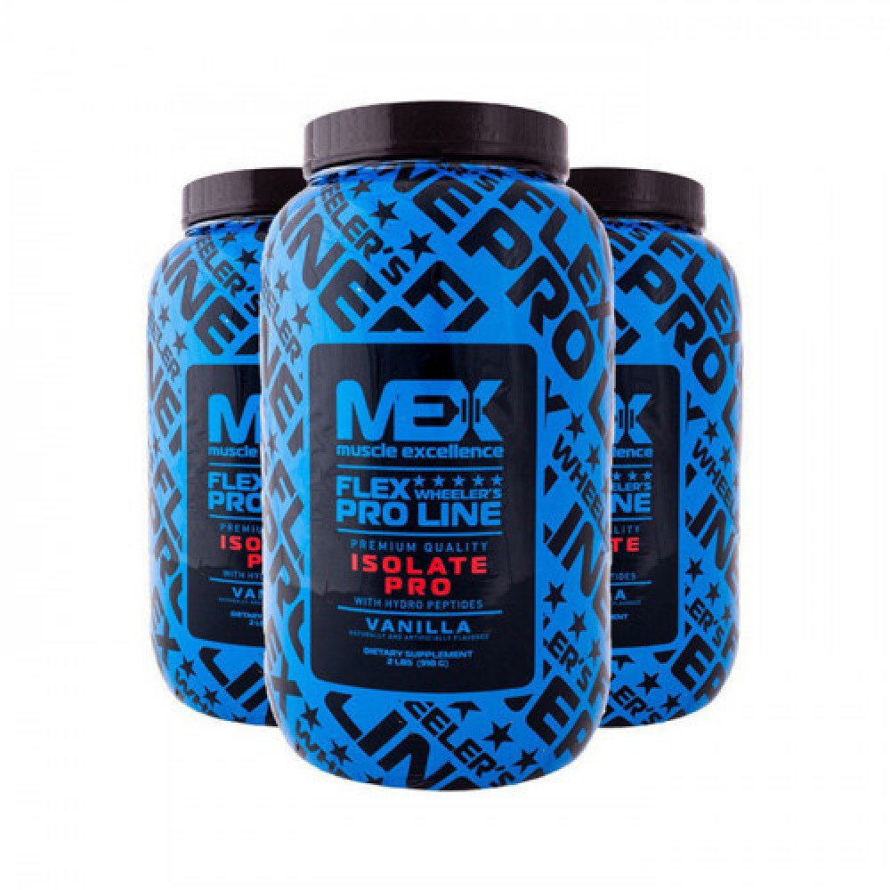 MEX Muscle Excellence Isolate Pro 910 g