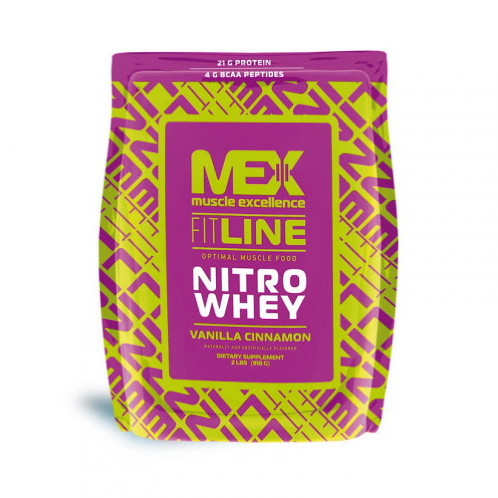 MEX Muscle Excellence Nitro Whey 910 g