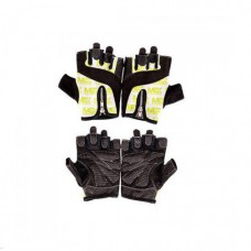 MEX Muscle Excellence Smart Zip Gloves Lime XS, S, M, L