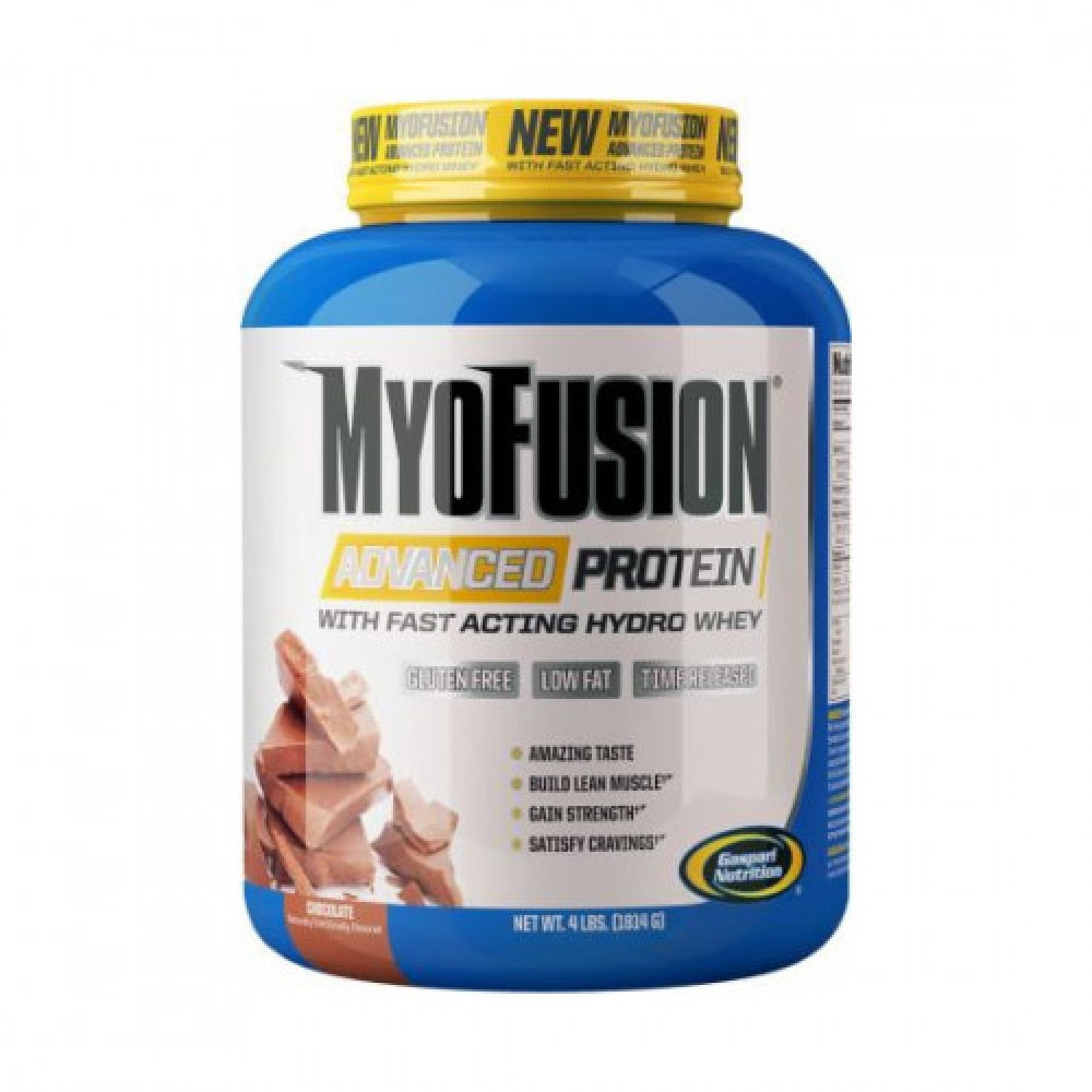 Gaspari Nutrition MyoFusion Advanced Protein 1,8 kg
