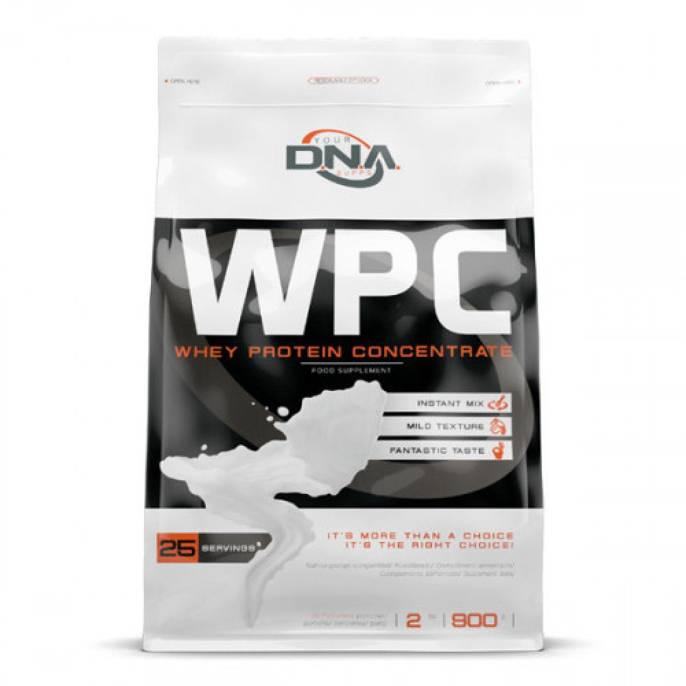 DNA Your Supps WPC 900 g