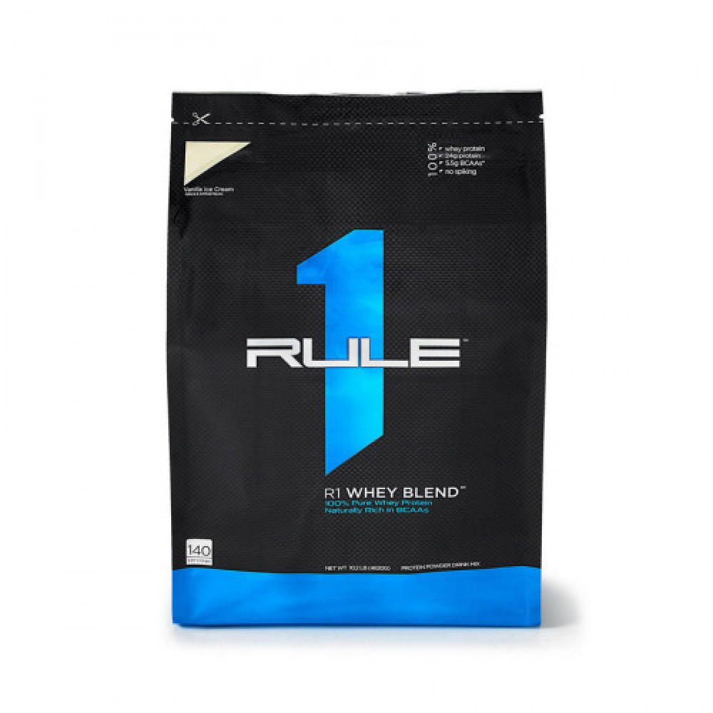 Rule One Proteins R1 Whey Blend 4,62 kg