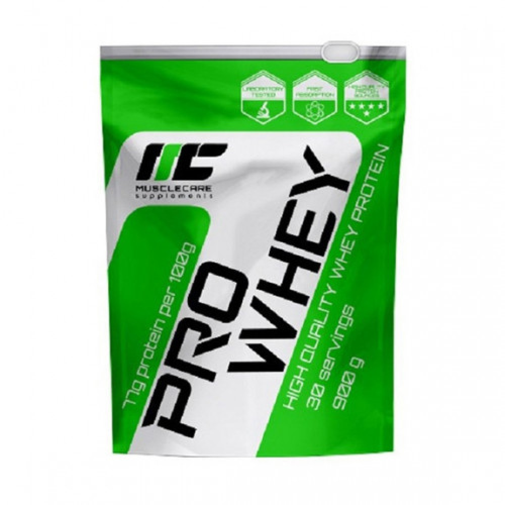 Muscle Care Pro Whey 900 g