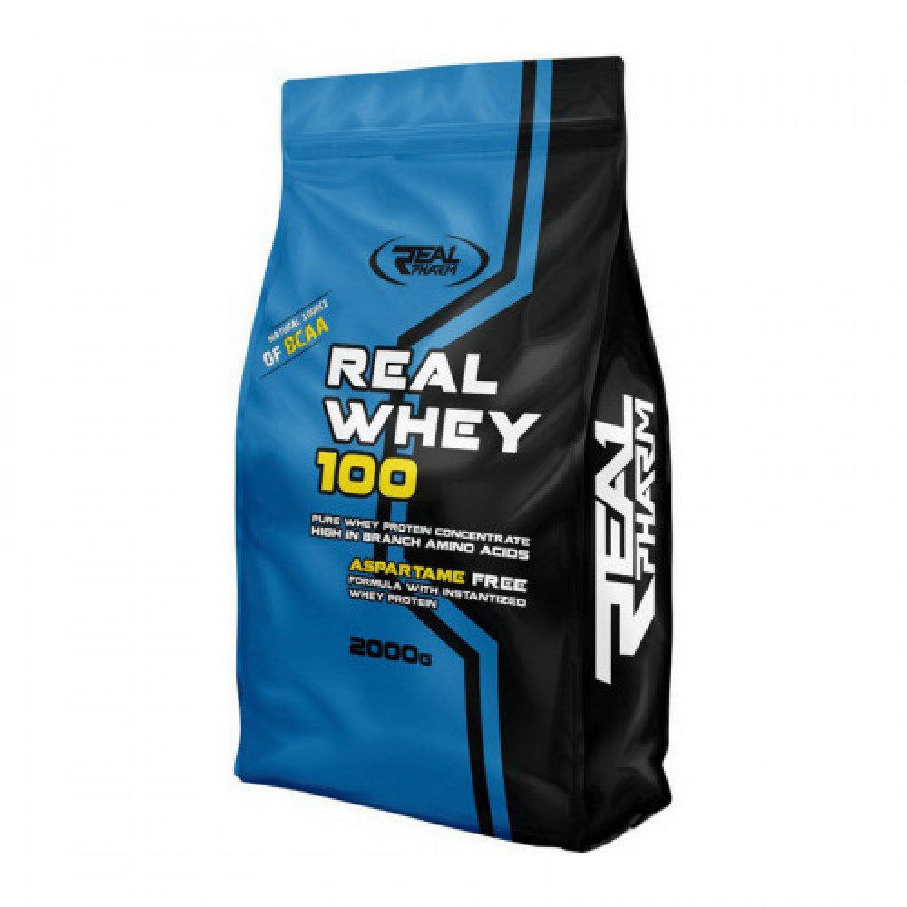 Real Pharm Real Whey 100 2 kg