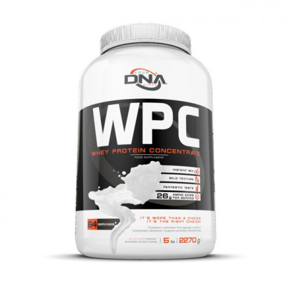 DNA Your Supps WPC 2,27 kg