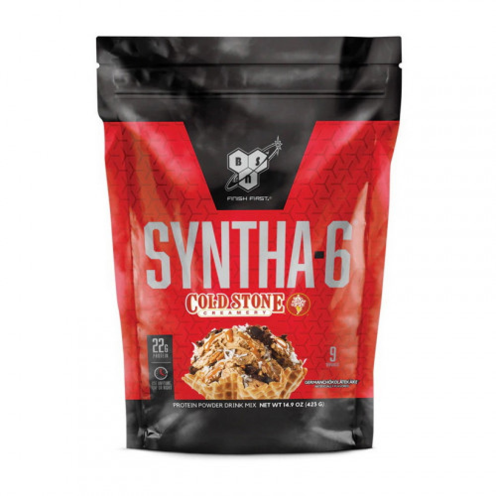 BSN Syntha-6 Cold Stone Creamery 423 g