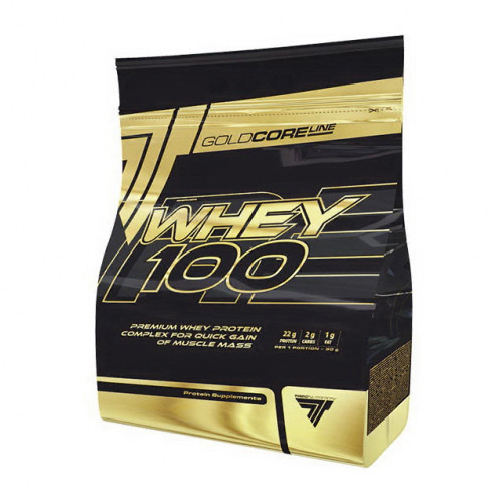 TREC Nutrition Gold Core Line Whey 100 900 g