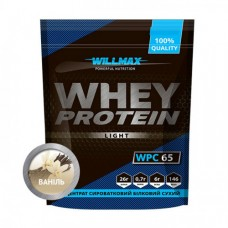Willmax Whey Protein Light 65% 1 kg