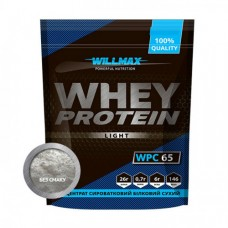 Willmax Whey Protein Light 65% Unflavored 1 kg