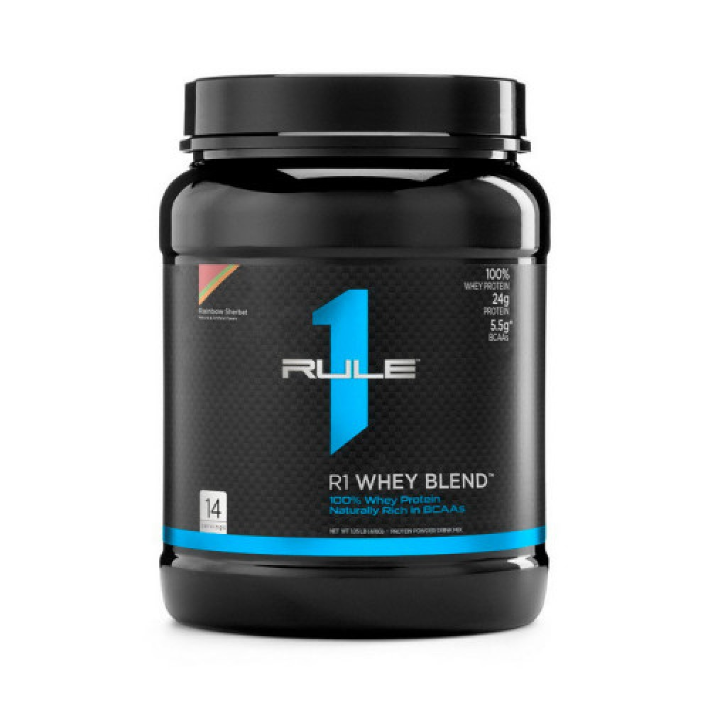Rule One Proteins R1 Whey Blend 462 g