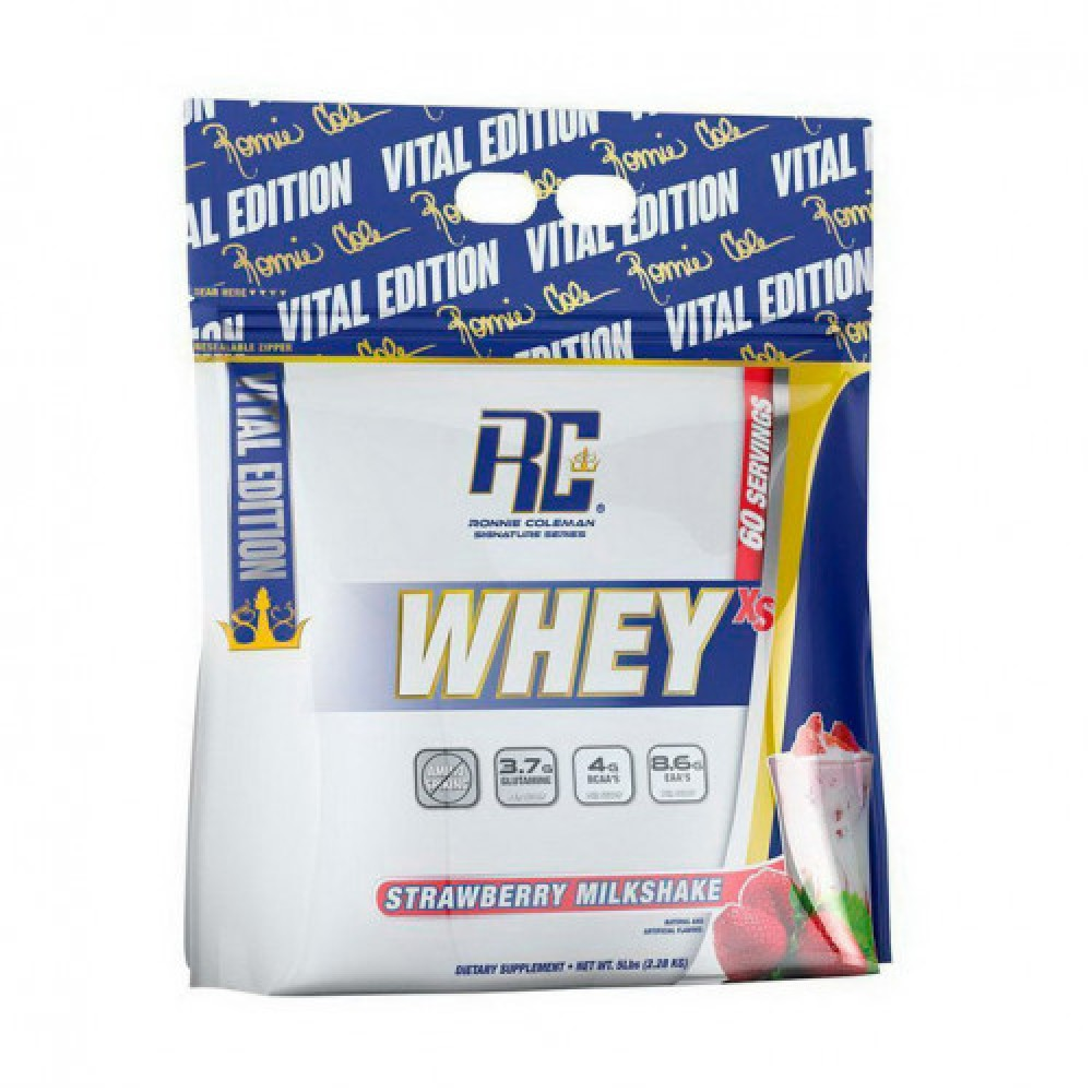 Ronnie Coleman Whey XS 2,22-2,28 kg, bag