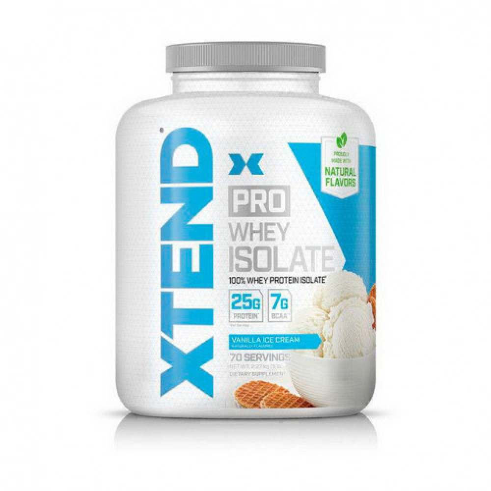 Scivation Xtend Pro Whey Isolate 2,3 kg