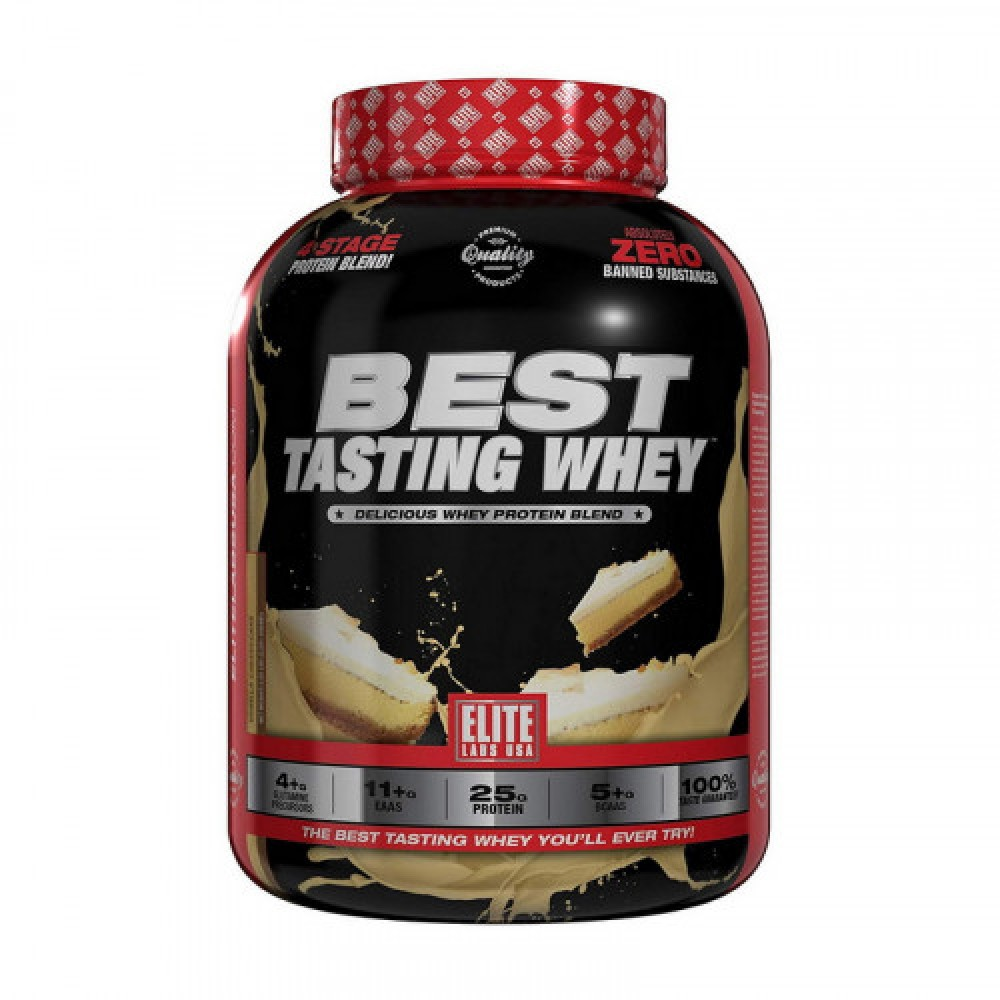 Elite Labs USA Best Tasting Whey 2,28 kg