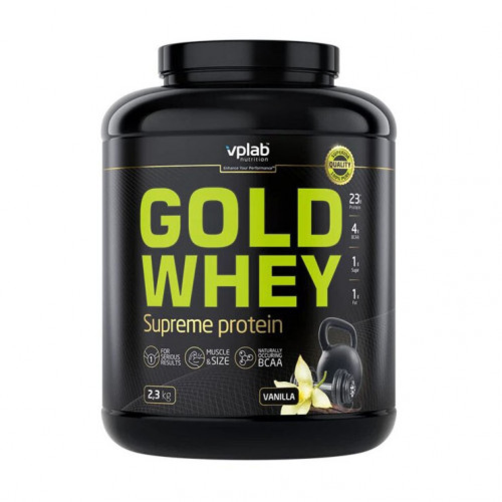 VP Labs Gold Whey 2,3 kg