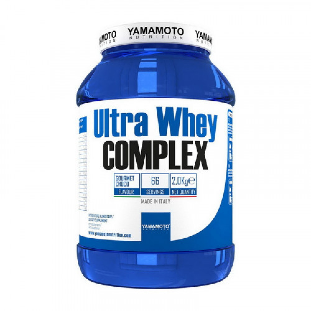 Yamamoto Nutrition Ultra Whey Complex 2 kg