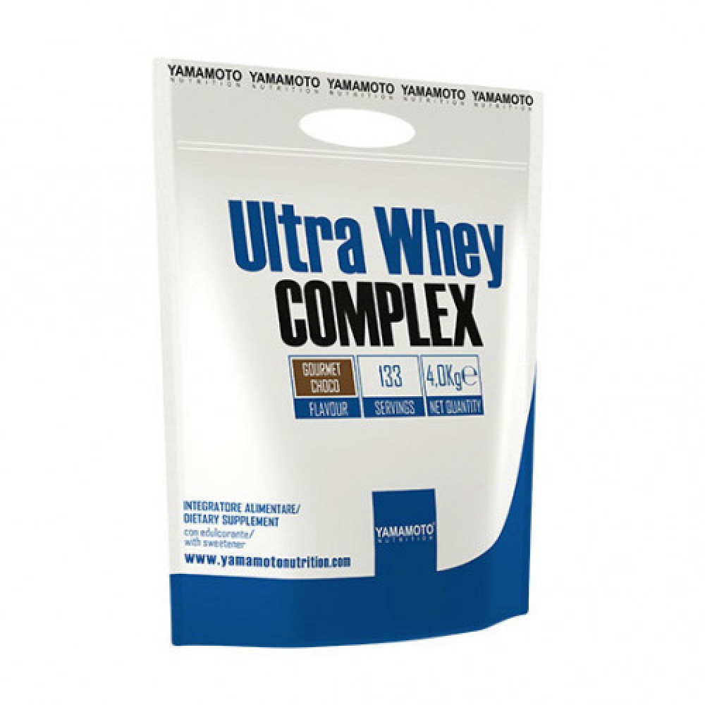 Yamamoto Nutrition Ultra Whey Complex 4 kg