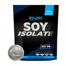 Willmax Soy Isolate Unflavored 900 g