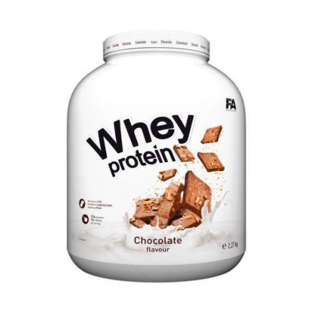 Fitness Authority Whey Protein 2,270 kg