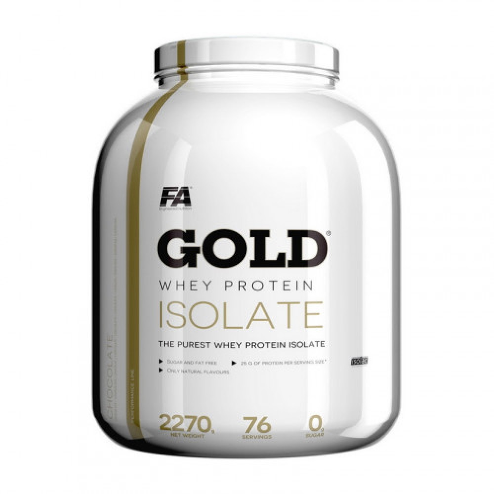 Fitness Authority Gold Whey 2,270 kg