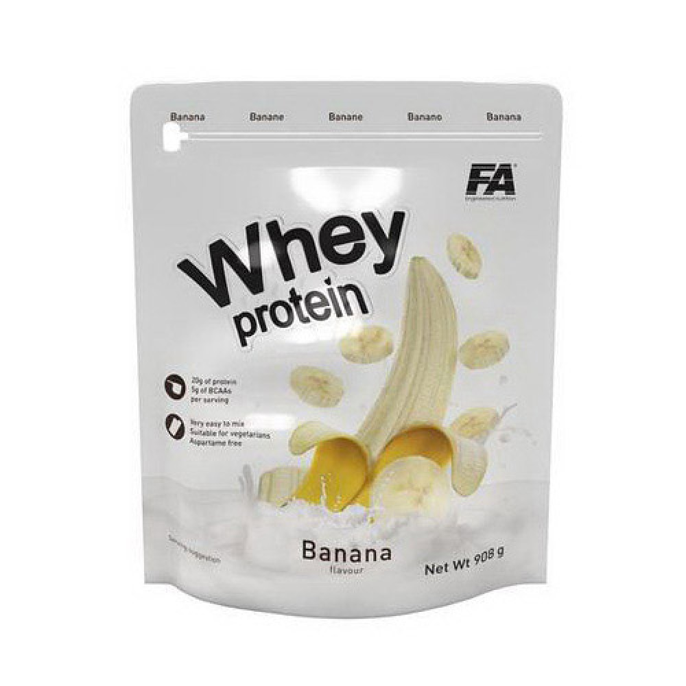 Fitness Authority Whey Protein 0,9 kg