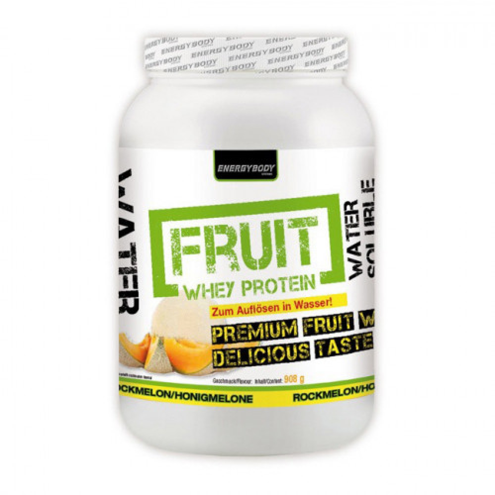 Energybody Systems Fruit Whey Protein 908 g