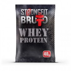 Strong FIT Brutto Whey Protein 40 g