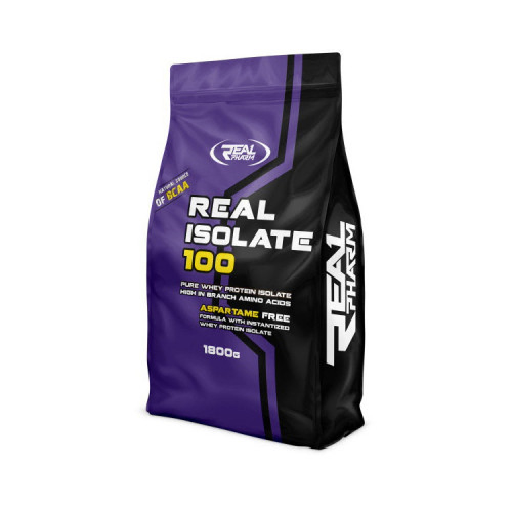 Real Pharm Real Isolate 100 1,8 kg