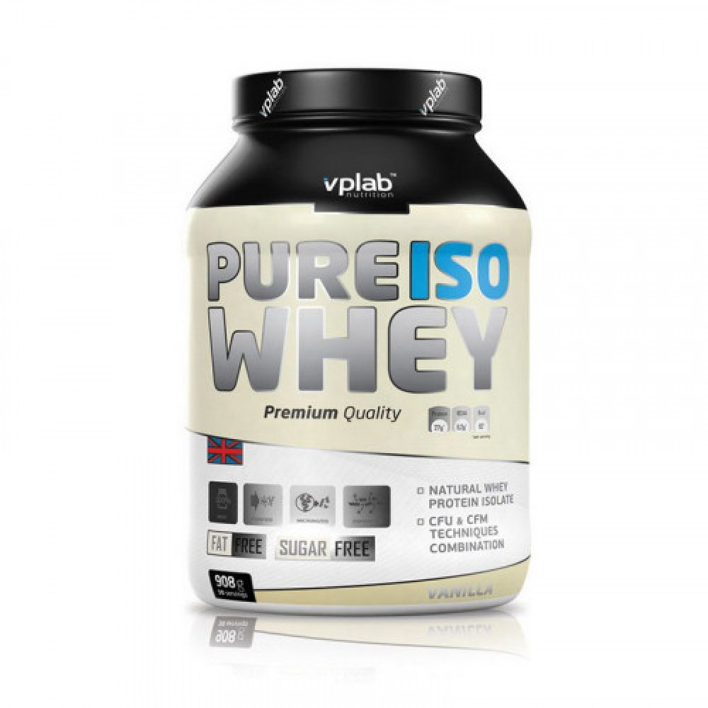 VP Labs Pure ISO Whey 908 g