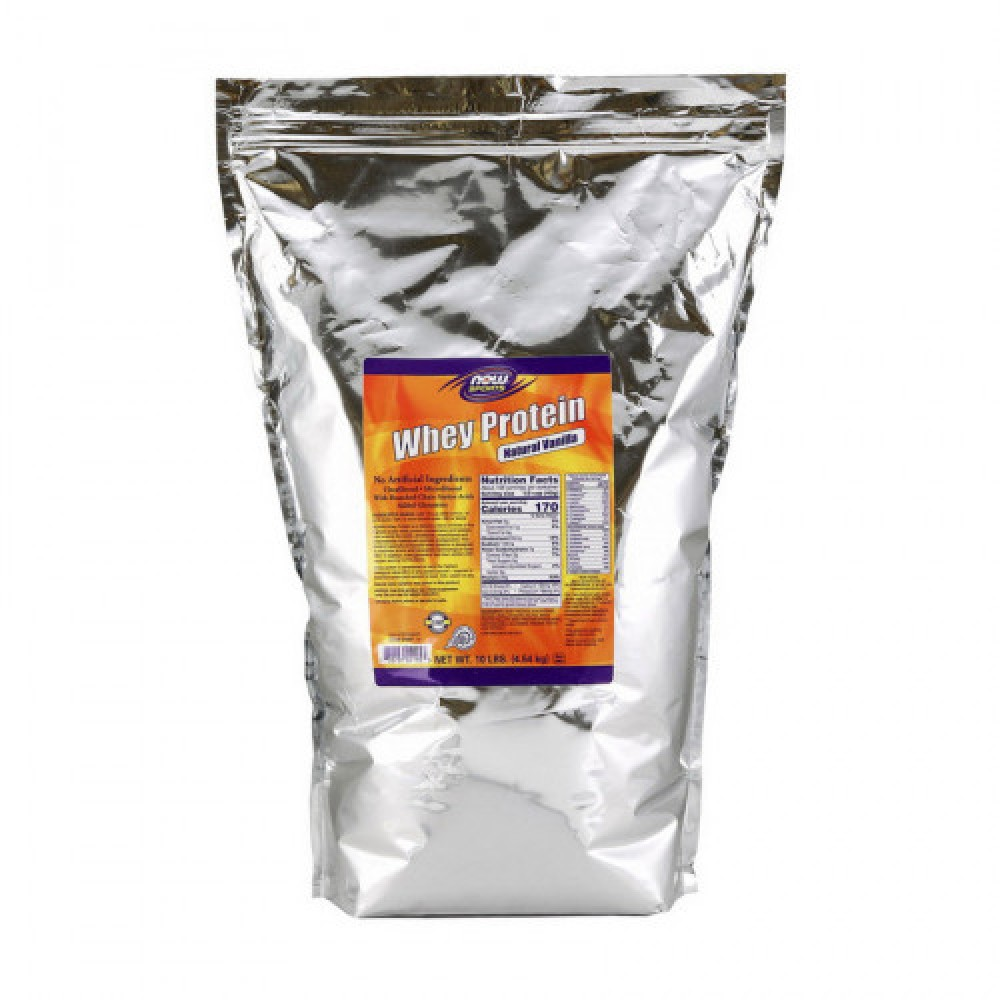 NOW WHEY PROTEIN 4,53 kg