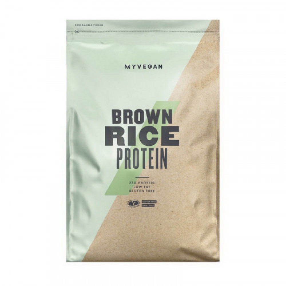 Myprotein Brown Rice Protein 2,5 kg