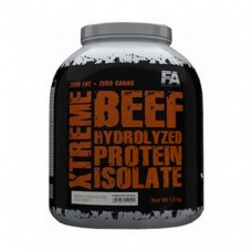 Fitness Authority Xtreme Beef Hydrolyzed Protein Isolate 1,8 kg